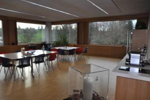 Schulhaus Alea Lehrerzimmer