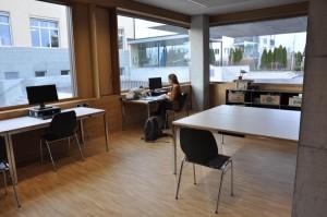 Schulhaus Alea Vorbereitungsraum Lehrpersonen