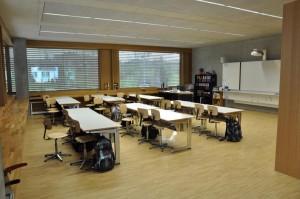 Schulhaus Alea Schulzimmer