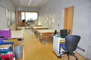 Schulhaus Alea Gruppenraum